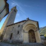 casa dei frati - cappella San Carlo - Campanile - riotti - ecomuseo malesco