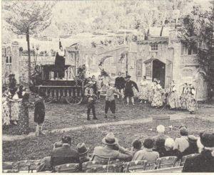 scena del don chisciotte di Ettore Romagnoli