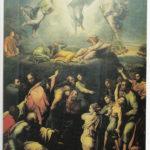 Luigi Sotta - trasfigurazione - copia di Raffaello Sanzio