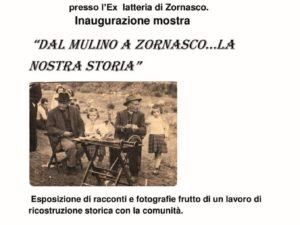 """Mostra: """"Dal Mulino a Zornasco… La nostra storia"""""""