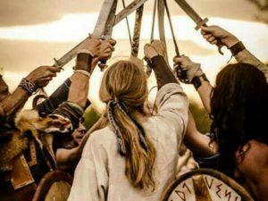 La festa celtica