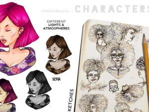 Corso di disegno a cura di Veronica Sinetti
