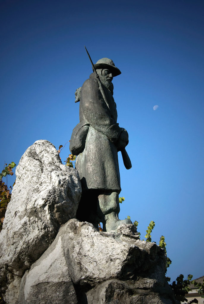 monument to the alpini mountain troops ecomuseum of malesco