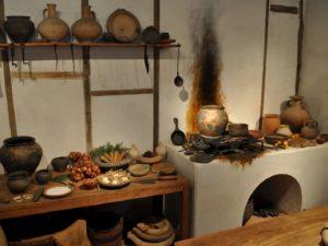 Seguendo una goccia d'olio… fino alla tavola dei Romani