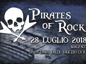 Malescorto feat. Pirates of rock