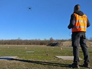 Corso droni a Malesco