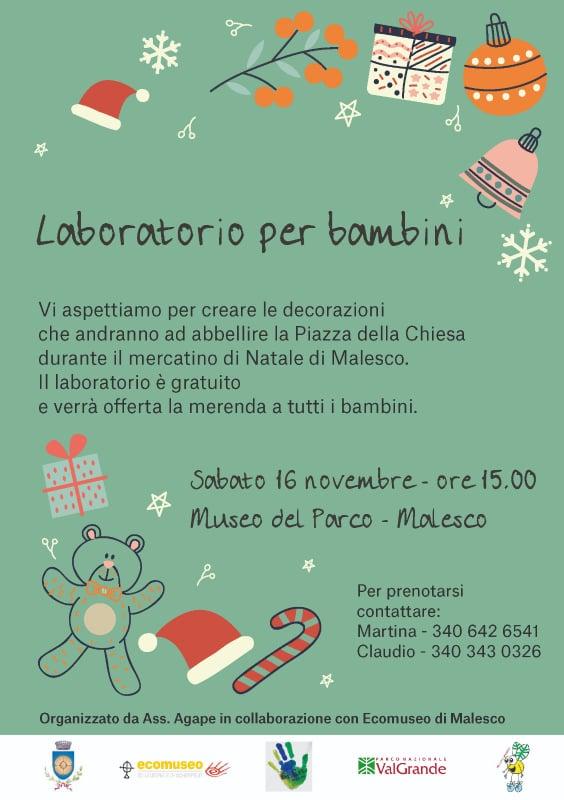 laboratorio-bambini-decorazioni-ecomuseo-malesco