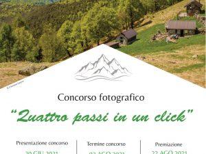"""Concorso Fotografico """"Quattro Passi in un Click"""""""
